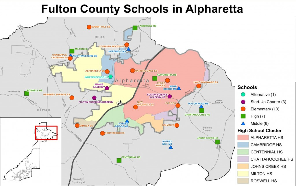 Education Alpharetta Georgia The Technology City of the South