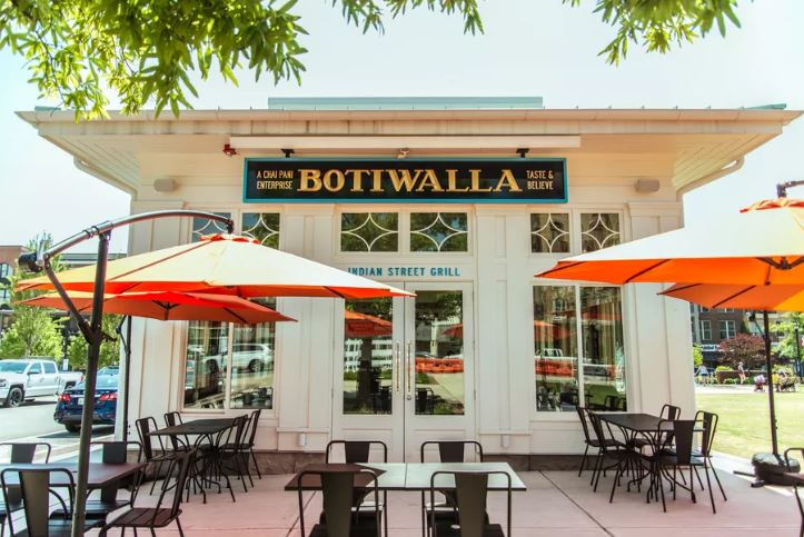 Botiwalla Opens In Downtown Alpharetta